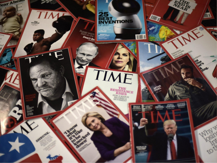 Time Person of the Year 2018: Who is in the running to be December
