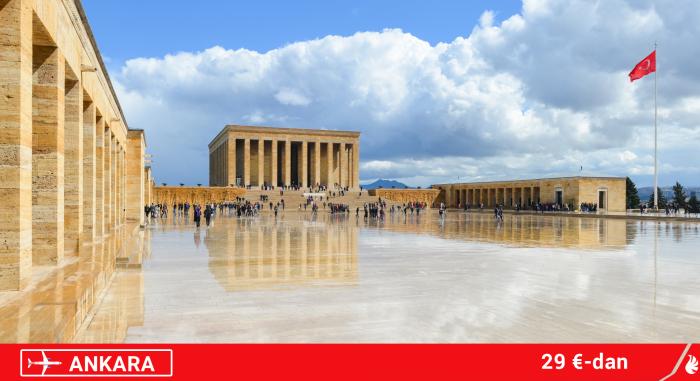 Ankara will be the fourth destination of Buta Airways in Turkey