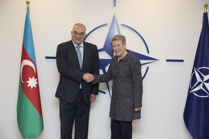 Azerbaijan's deputy FM takes part in North Atlantic Council meeting