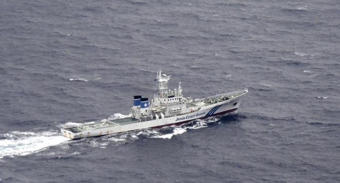 Siniestro de dos aviones militares de EEUU no causó daño a barcos japoneses