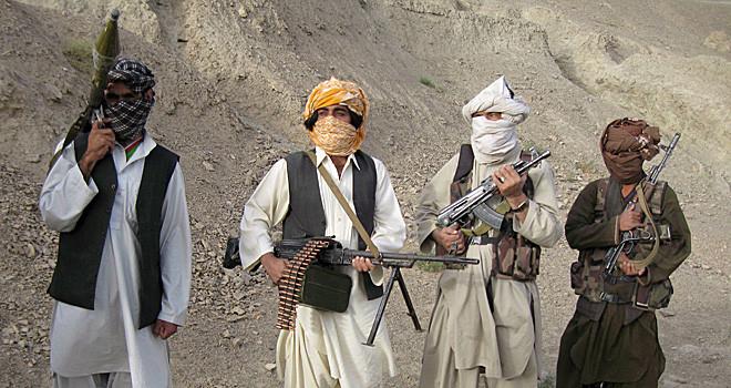 """""""Taliban""""ın daha bir komandiri məhv edildi"""