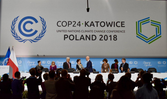 Emphasis on urgency as climate talks begin in coal city Katowice