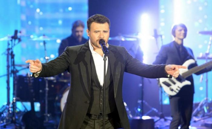 Leyla Əliyeva Eminin konsertində olub - FOTOLAR