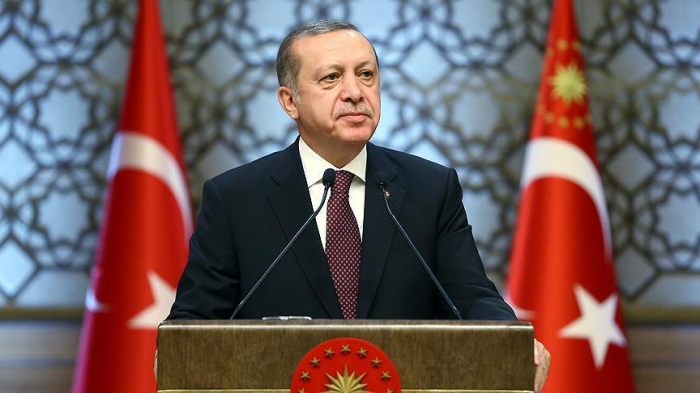 Erdogan: We