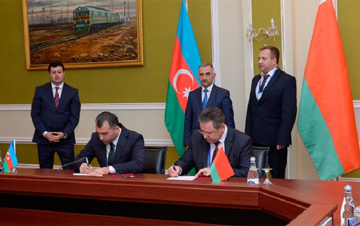 Azərbaycan-Belarus Biznes Forumu keçirilib