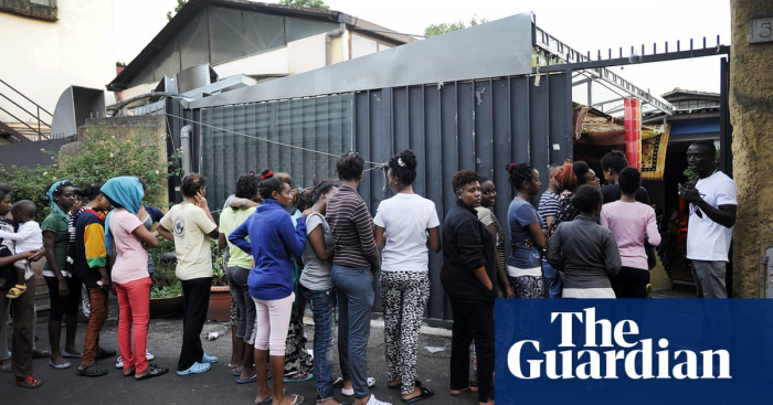 Vulnerable migrants made homeless after Italy passes
