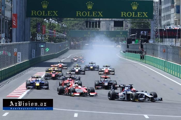 Formula 1 Azərbaycan Qran-Prisinin vaxtı açıqlandı