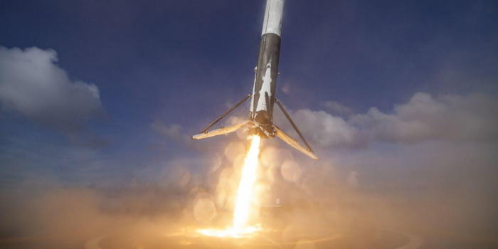 Launch of Falcon 9 rocket in California postponed for extra checks of 2nd stage