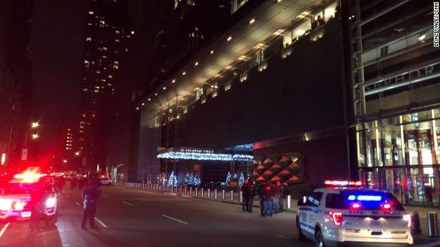 Les bureaux de CNN évacués après une alerte à la bombe