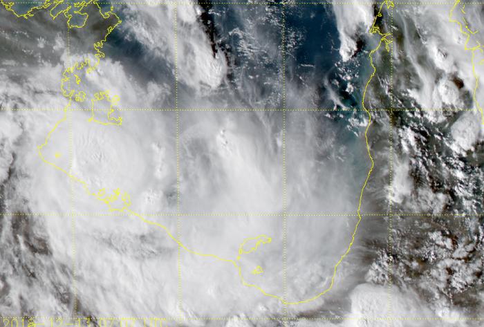 Le puissant cyclone Owen menace les côtes nord-australiennes
