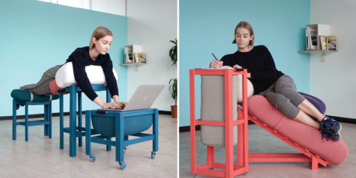 Ces bureaux insolites ont été conçus pour travailler avec le confort d'un lit -  PHOTOS