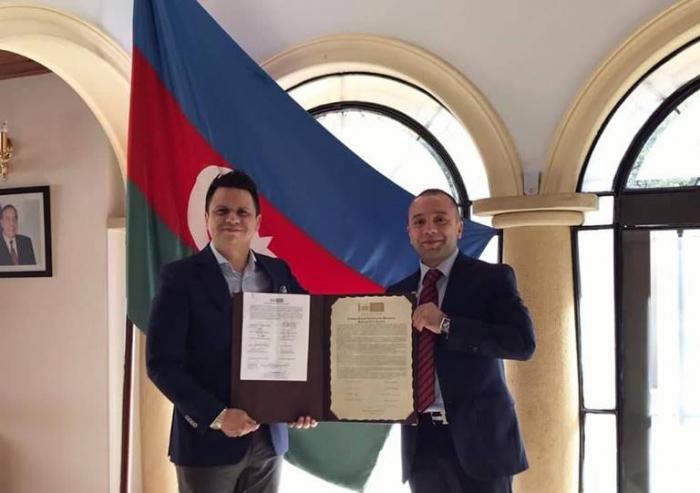 ElCongreso de la República de Colombia requiere la liberación incondicional de las tierras ocupadas de Azerbaiyán
