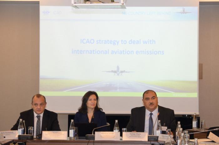 Baku hosts first ICAO EUR Environment Project Team meeting