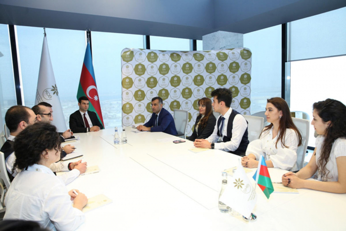 Volunteer Council created under Azerbaijan