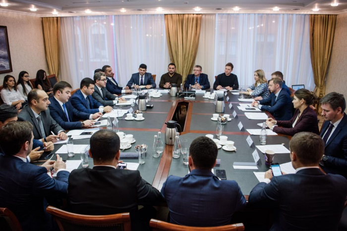 Azerbaijan, Russia mull expansion of co-op in SME sector
