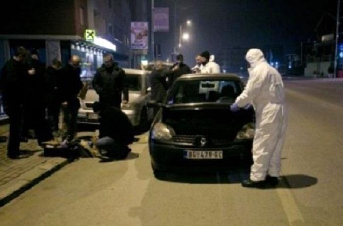 Kilsədə silahlı insident: