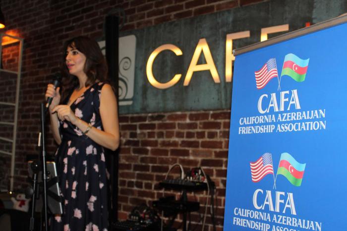 Azerbaijani Solidarity Day celebrated in California