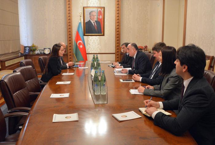 Nazir Parlamentlərarası İttifaqın prezidenti ilə görüşüb