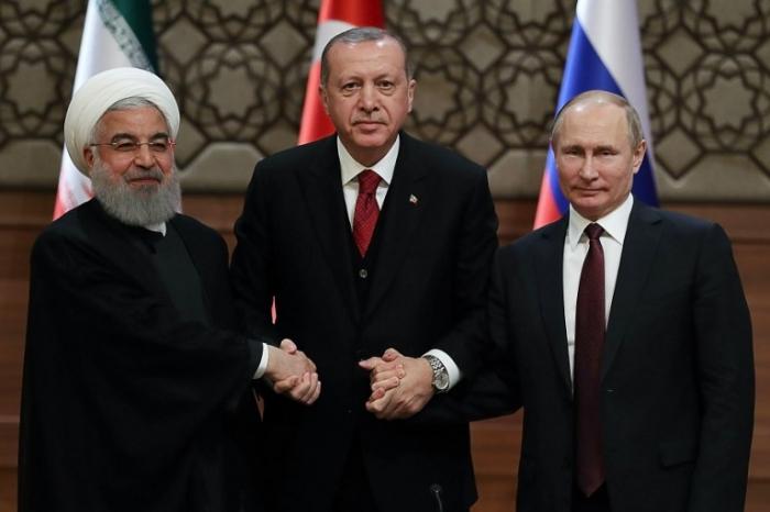Syrie:   un sommet Poutine-Erdogan-Rohani attendu début 2019
