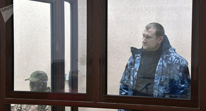 Marineros ucranianos imputados por el incidente de Kerch se enfrentan a 6 años de cárcel