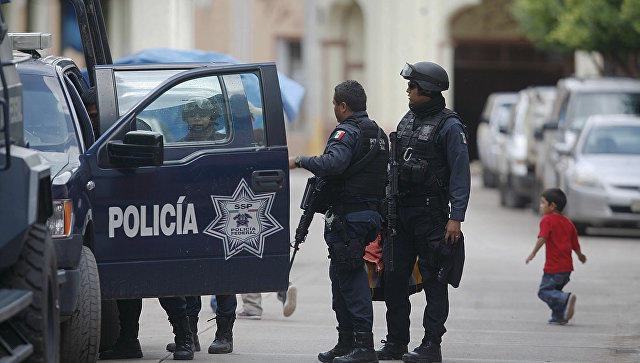 U.S. consulate in Mexico attacked with grenade, no injuries