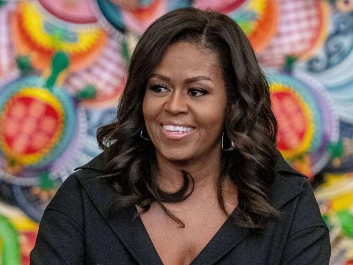 Et la femme la plus admirée des Etats-Unis est ?