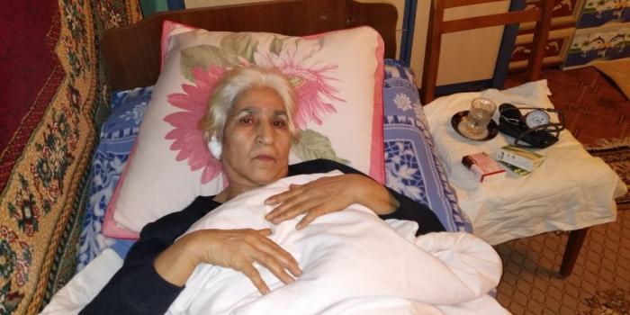 Una habitante de la región de Agdam resultó herida en resultado del disparo del enemigo