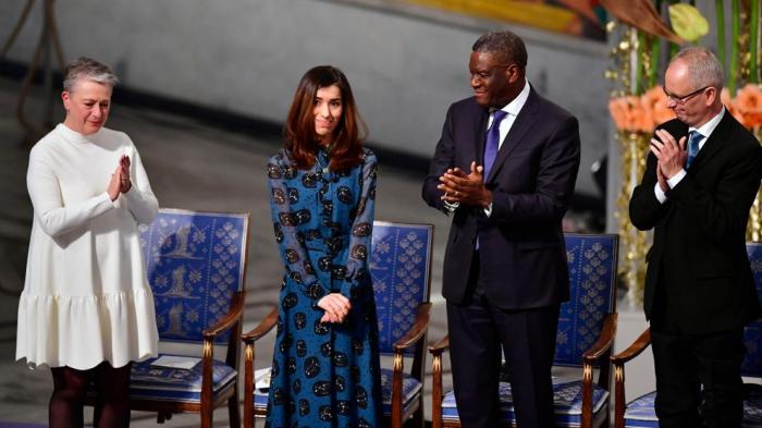 Los Nobel de la Paz exigen terminar con la impunidad de la violencia sexual en conflictos armados