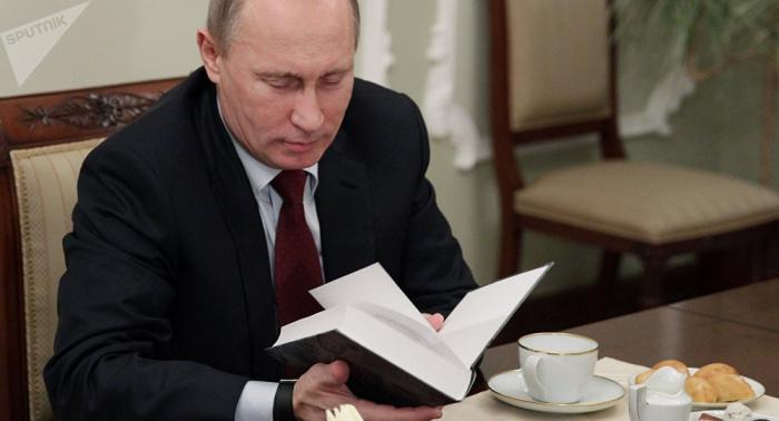 """Le Figaro revela el secreto de la """"fuerza de Putin"""""""