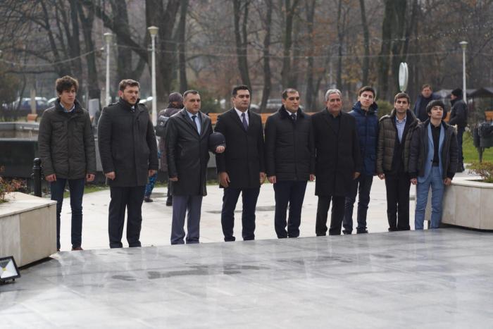 Rumıniyada Heydər Əliyevin xatirəsi anılıb