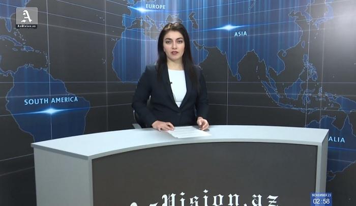 AzVision News: İngiliscə günün əsas xəbərləri (7 Dekabr) - VİDEO