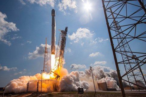 SpaceX postpones launch of US Air Force