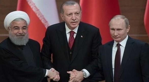 لجنة دستورية سورية بعد اتفاق 3 دول