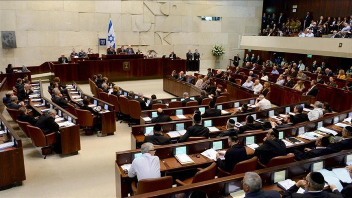 Israel's Knesset advances bill to exile Palestinians