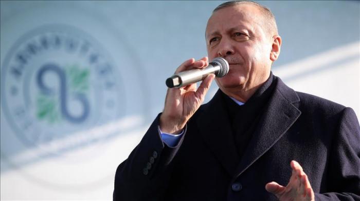 President Erdogan: Israeli PM heading