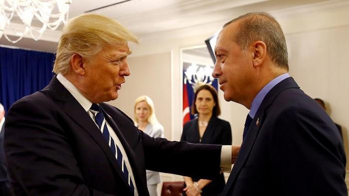"""""""Ərdoğan bunu edə biləcək adamdır"""" - Tramp"""