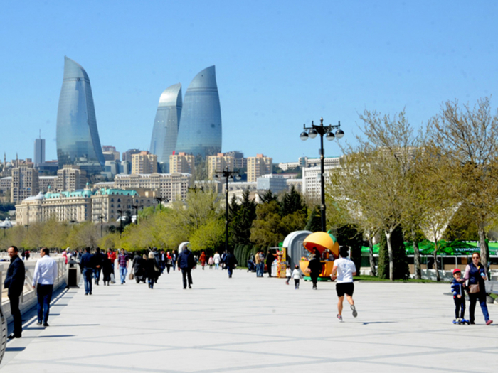 Azerbaijan eyes to double number of incoming tourists by 2023