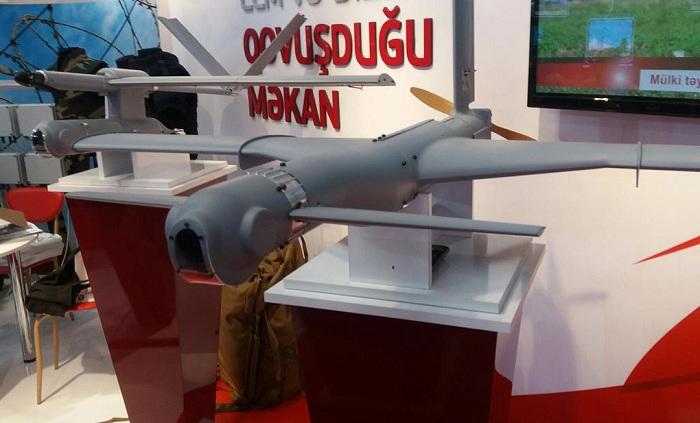 Azərbaycanda istehsal olunan dronlara xaricdən ilk sifarişlər alınıb