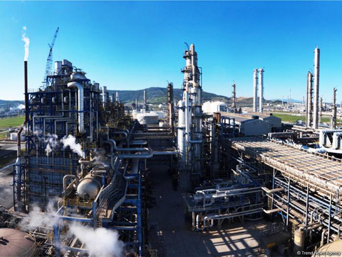 Changes in SOCAR Petrochemical Complex Board in Turkey