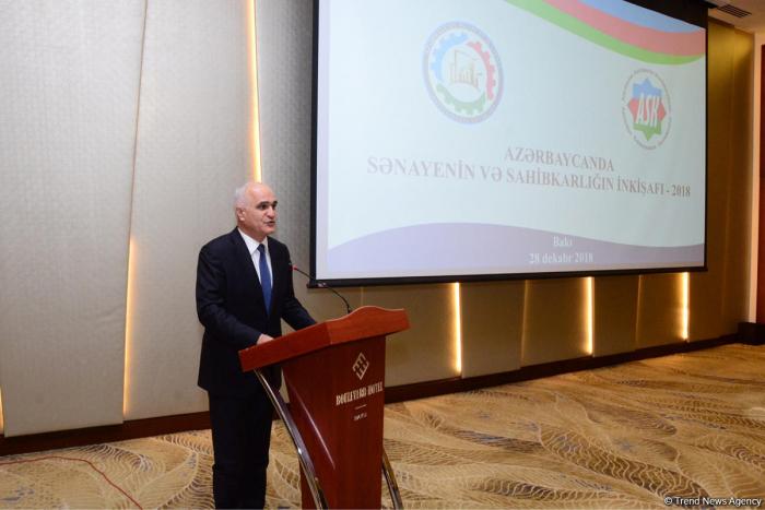 Minister: Growth in Azerbaijan