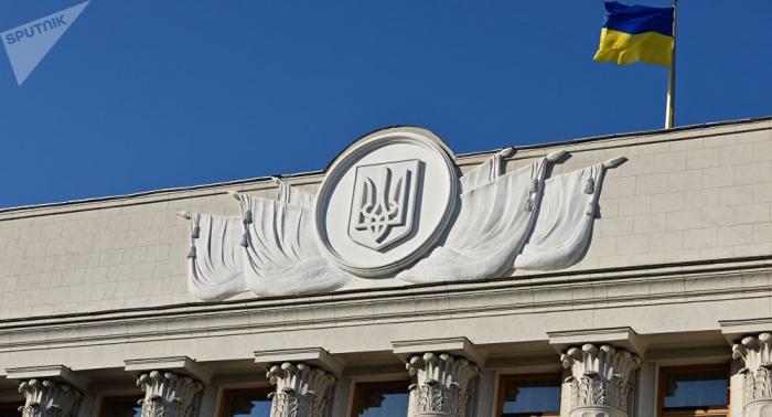 Parlamento ucraniano pide a EEUU imponer nuevas sanciones contra Rusia