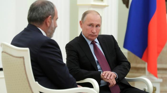 Paşinyanla Putinin qaz danışıqları - Qiymət azalacaqmı?