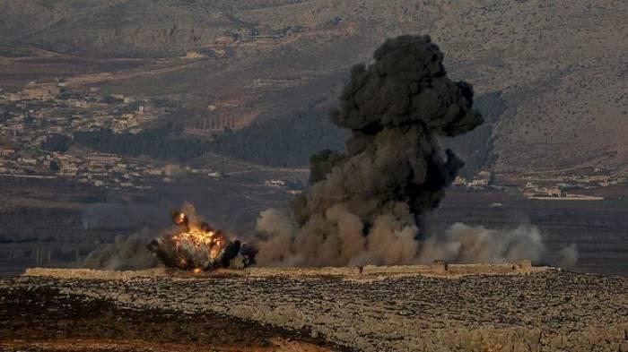 Afrində 287 terrorçu zərərsizləşdirilib - 47 hədəf vurulub