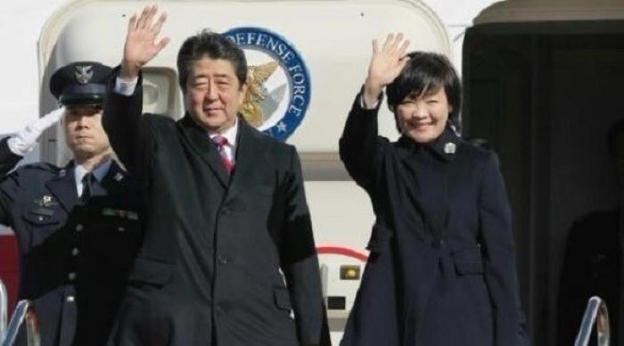 رئيس الوزراء الياباني يبدأ جولة في أوروبا الوسطى