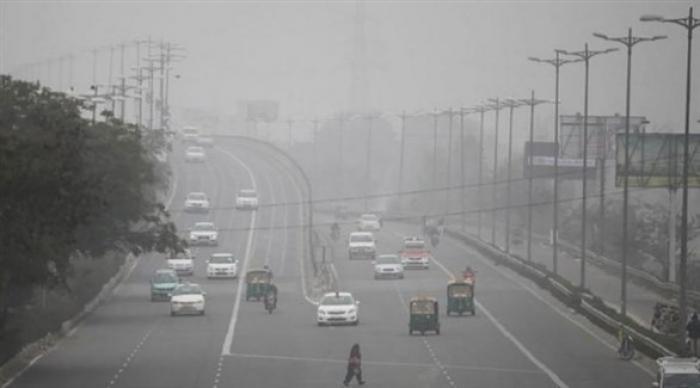 بكين تصدر أول تحذير من الضباب الدخاني