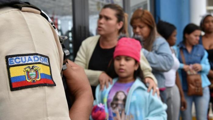 Équateur: réunion de crise sur les migrants vénézuéliens