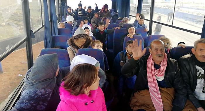 عودة أكثر من ألف لاجئ إلى سوريا خلال الــ 24 الساعة الأخيرة