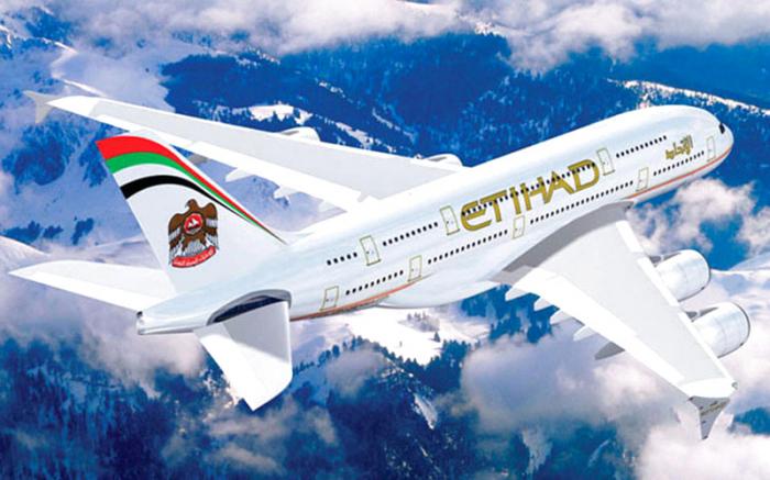 «الاتحاد للطيران» تنفي إنفاق 35 مليوناً لإنقاذ «جيت إيروايز»