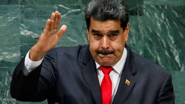 """مادورو يهاجم """"هتلر العصر الحديث"""""""