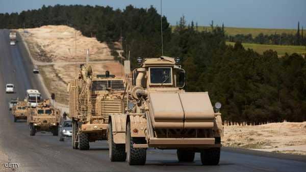 مصادر: الجيش الأميركي يبدأ سحب قواته من سوريا
